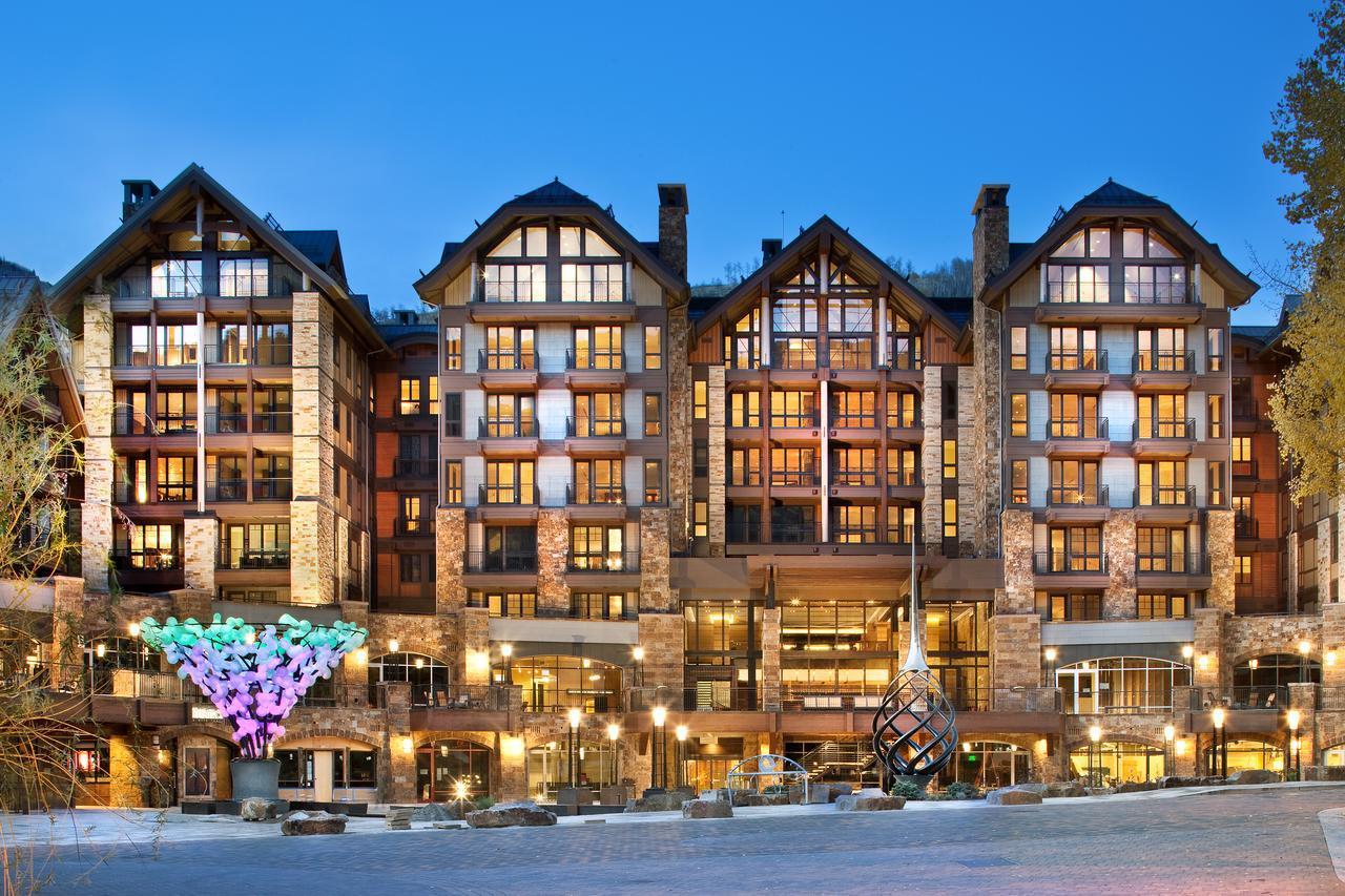 HOTEL SOLARIS RESIDENCES, VAIL *****